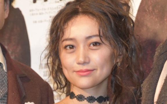 大島優子 大島優子 (c)朝日新聞社