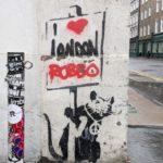 バンクシーの落書きなら日本でも許されるのか?ストリートアートは芸術なのか?
