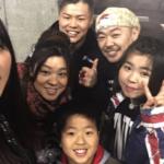 那須川天心は激似の母親とトレーニング?妹、弟、父親、家族はみんな格闘家?
