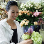 宇田陽子【フラワーデザイナー】の作品・経歴・家族・花屋の場所や値段は?