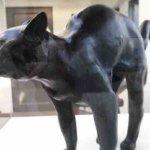 朝倉文夫【彫刻家】の猫作品。東洋のロダン自宅の彫塑館も猫でいっぱい?