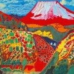 片岡球子の経歴・作品・展覧会。異色の富士山はゲテモノ?ドラえもんとの関係は?