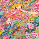 "<span class=""title"">ロッカクアヤコの作品と価格、展覧会を紹介。あなたは魔法の手に救われる?</span>"